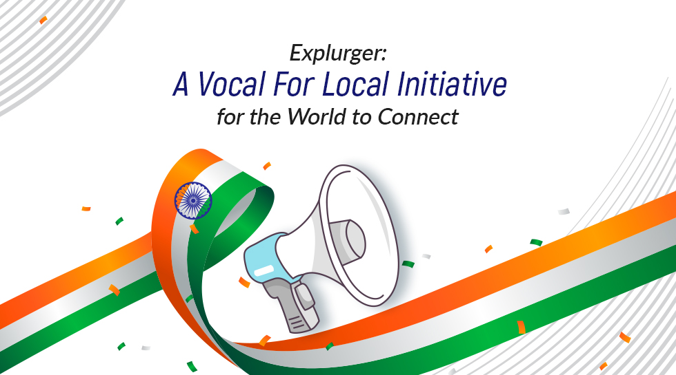 A #VocalforLocal Initiative for the world to connect