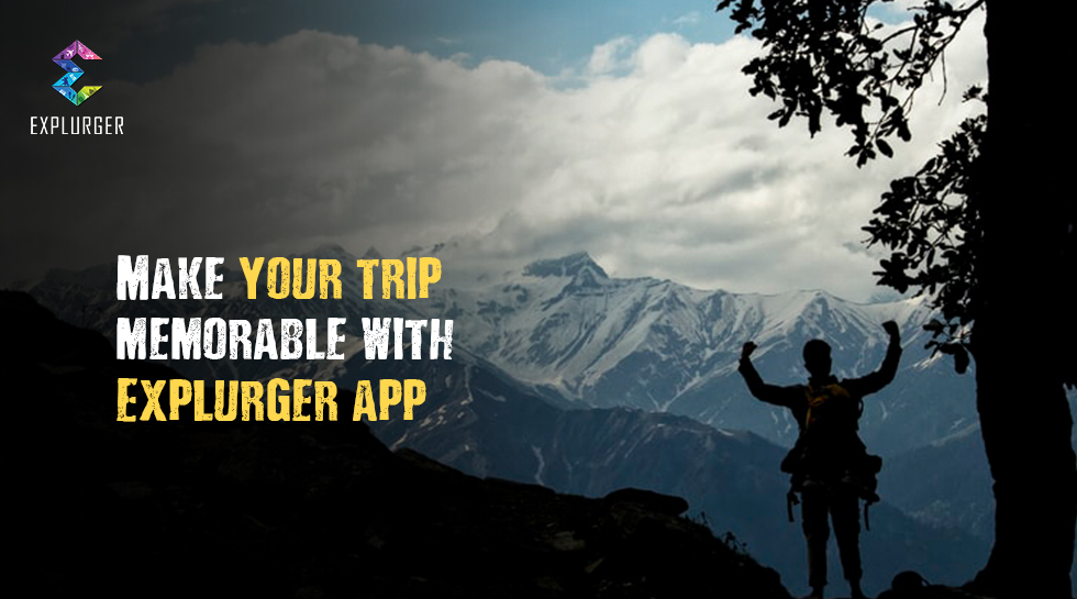 Make you trip memorable with this one simple app