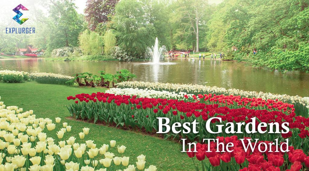 Blogs, Social Media App, Travel, Travel Experience, Travelogue, Trip, Explurger, Gardens, Best Gardens